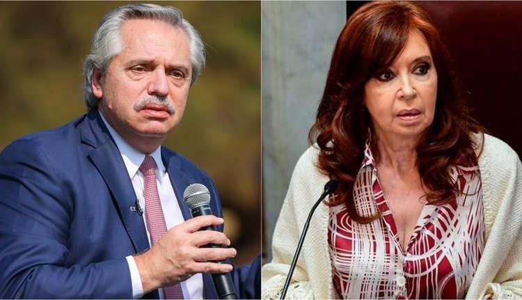 Alberto Fernández y Cristina Kirchner reeditan el '75, sin los tiros