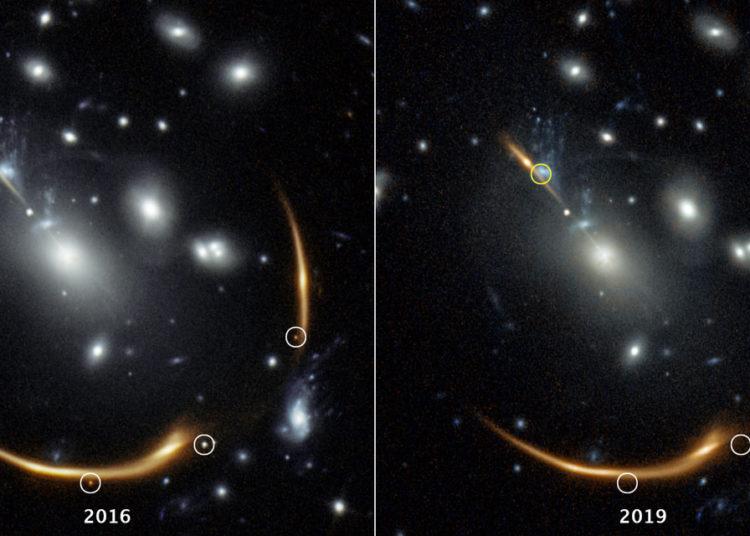 Los astrónomos predicen que la supernova vista en 2016 'repetirá' en 2037 – Sidereal Messenger / Brasil