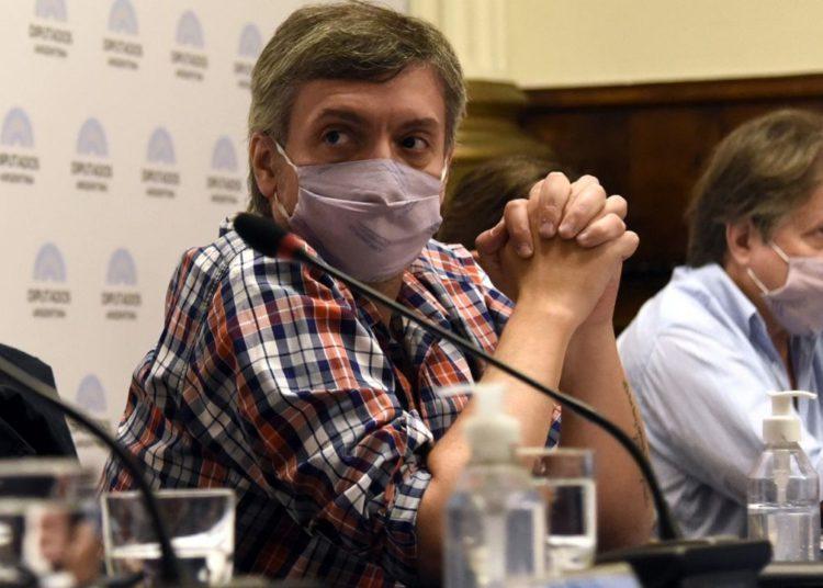 Héctor Daer advirtió a Máximo Kirchner– Titular