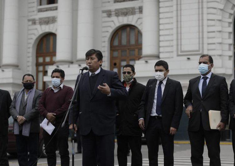 """Bancada de Perú Libre respalda anuncio de Guido Bellido sobre la """"renegociación o recuperación de Camisea"""" nndc   PERU – Perú"""