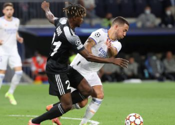 Real Madrid – Sheriff en directo: Champions League en vivo / Futbol de España