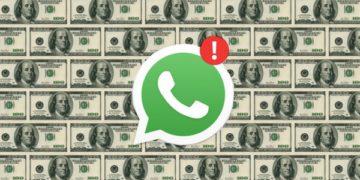 WhatsApp va a pagar a quiénes usen la aplicación: cómo funciona