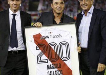 «A Gallardo hay que dejarlo tranquilo y disfrutarlo hasta el último día» / Fútbol
