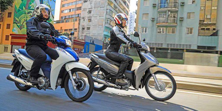Honda Biz 110i y Biz 125 2022 solo obtienen nuevos colores y gráficos /Titulares de Noticias de Brasil
