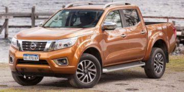 Nissan alcanz las 25.000 unidades de Frontier exportadas a Brasil