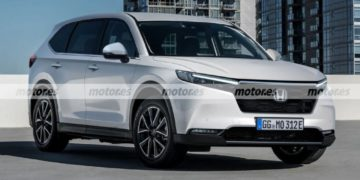 ¿Será este el diseño final del nuevo Honda CR-V?/ Titulares de Autos