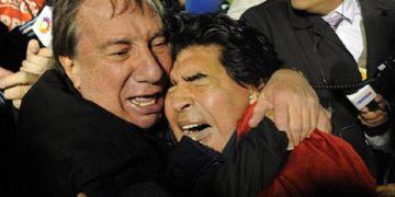 ¿Cómo le revelarán a Bilardo la muerte de Maradona?