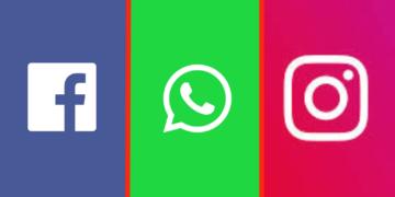 Instagram, WhatsApp y Facebook vuelven de a poco