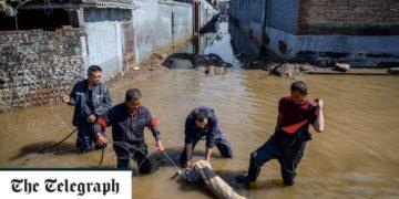 China cierra minas de carbón después de que lluvias récord causaron inundaciones /Titulares de Economia Internacionales