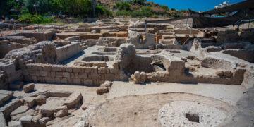 Gran bodega antigua de 1.500 años descubierta en Israel / Titulares de Vinos y Bodegas