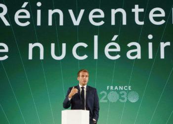 Francia presenta la reforma de la energía nuclear, con la mirada puesta en China