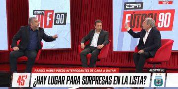 El cruce entre Chavo Fucks y Cai Aimar de Scaloni: «Su nombramiento fue una pena»/ Titulares de Deportes