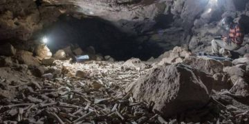 El macabro montón de huesos humanos descubierto en una cueva en Arabia Saudita – 15/10/2021 – Ciencia / Brasil