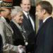 Macron rinde homenaje a Hubert Germain, último miembro de la orden de la Resistencia francesa /Titulares de Noticias de Francia
