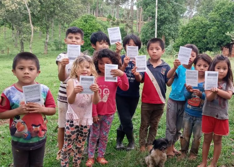 Inmunizan a niños guaraníes – Primera edición/ Titulares de Misiones