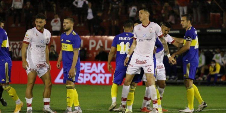 El uno por uno de Huracán vs. Boca /Titulares de Deportes