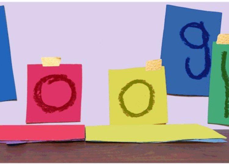 Google festeja junto a las mamás de Argentina con un doodle / Sociedad