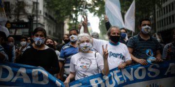 con una concentración en Plaza de Mayo, el peronismo conmemora el 17 de octubre /Titulares de Política