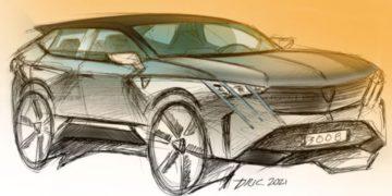 Proyecto P64: Peugeot prepara una nueva generación de 3008/ Titulares de Autos
