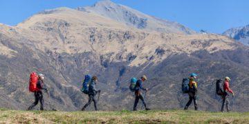 Naturaleza e historia se cruzan en el Parque Nacional Aconquija, en Tucumán – Télam/Titulares de Turismo