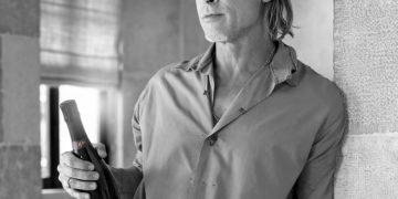 Brad Pitt y sus socios lanzan el nuevo champán Fleur de Miraval / Titulares de Vinos y Bodegas