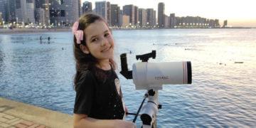 Alagoas, de 8 años, podría convertirse en el cazador de asteroides más joven del mundo – 19/10/2021 – Ciencia / Brasil