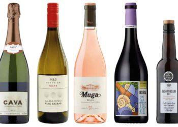 High Street Spain: excelentes opciones por menos de £ 20 / Titulares de Vinos y Bodegas