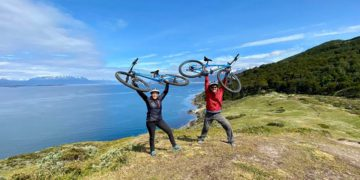 Ushuaia cambia su tradicional destino de nieve de verano a actividades al aire libre – Télam/Titulares de Turismo