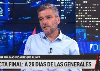 Juan Zabaleta admitió que «hay mucha calentura, angustia y bronca» por la situación económica /Titulares de Política