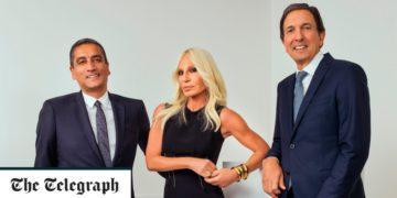 Burberry paga 6 millones de libras esterlinas para atraer a un nuevo jefe de Versace /Titulares de Economia Internacionales
