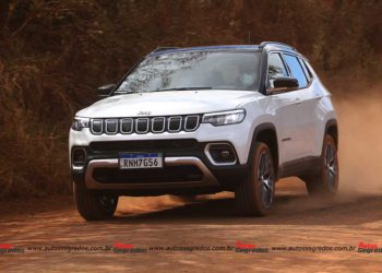 Jeep celebra cinco años de Compass con 315.000 unidades producidas /Titulares de Noticias de Brasil
