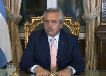 Alberto Fernández pidió al G20 alivio de la deuda y alentó una medida en beneficio de Argentina