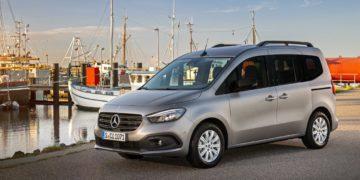 Prueba Mercedes Citan 2022, gran evolución para el más pijo de los industriales