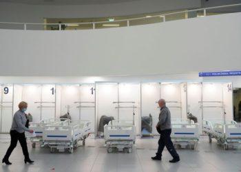 Letonia, el primer país de Europa en reimponer el confinamiento y el toque de queda ante la nueva ola del coronavirus