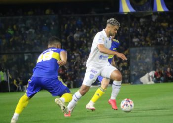 Boca acabó con el invicto Godoy Cruz en la era Flores/ Titulares