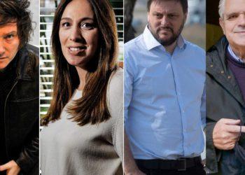 Javier Milei capta votos de Ricardo López Murphy y queda cerca del Frente de Todos /Titulares de Política