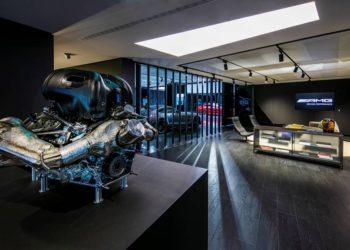 Mercedes-AMG: sofisticación incluso en la entrega de automóviles /Titulares de Noticias de Brasil