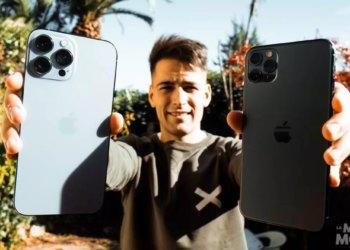 Comparativa iPhone 11 Pro Max y 13 Pro Max: principales diferencias