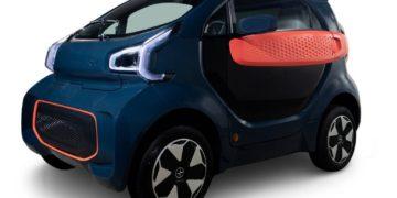 El XEV YOYO aterriza en España, un coche eléctrico urbano desde 10.690 euros