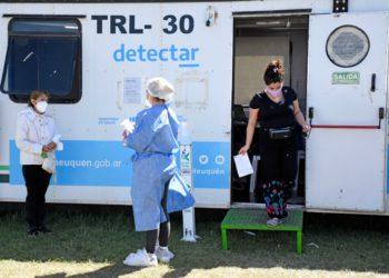 Neuquén informaron una muerte y 19 contagios por coronavirus/ Titulares de Rio Negro