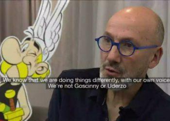 'Asterix and the Griffin': lanzamiento del volumen 39 del icónico cómic /Titulares de Noticias de Francia