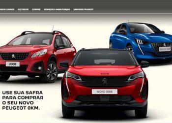 Trueque Peugeot acepta maíz y soja al comprar un modelo de la marca /Titulares de Noticias de Brasil