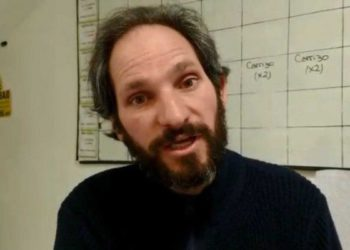 Murphy es el nuevo secretario general de ATECH/ Titulares de La atagonia