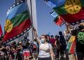 Temporada electoral: Alberto se desprende de los conflictos que sacuden la Patagonia