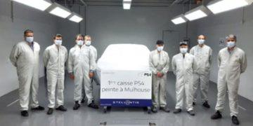 Stelantis confirma la producción del nuevo Peugeot 308 Cross/ Titulares de Autos
