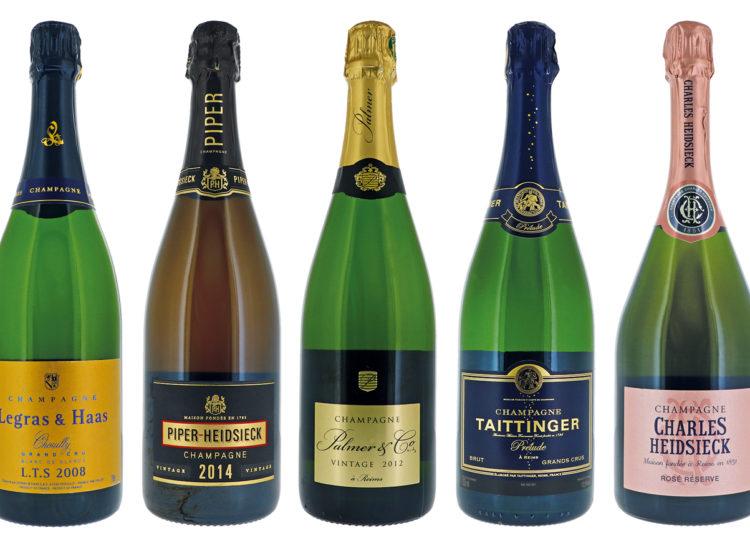 Día del champán: vinos de más de 96 puntos para probar / Titulares de Vinos y Bodegas