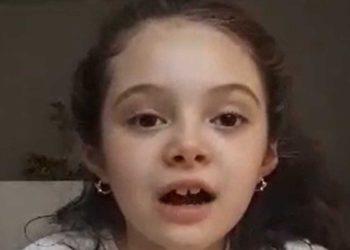 Tiene 7 años y grabó un vídeo para concienciar sobre la tartamudez/ Titulares de La atagonia