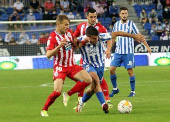 Málaga – Lugo, en directo; LaLiga SmartBank hoy en vivo / Futbol de España