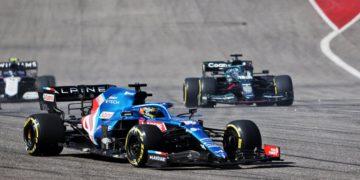 GP Estados Unidos – Alonso, abandono y nueva bronca con la FIA: «La F1 es así, no se unificará el criterio»