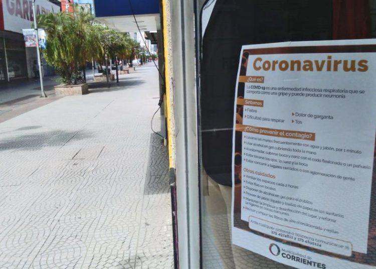 Coronavirus en Corrientes: 76 casos y dos muertes en 24 horas/ Titulares de Corrientes